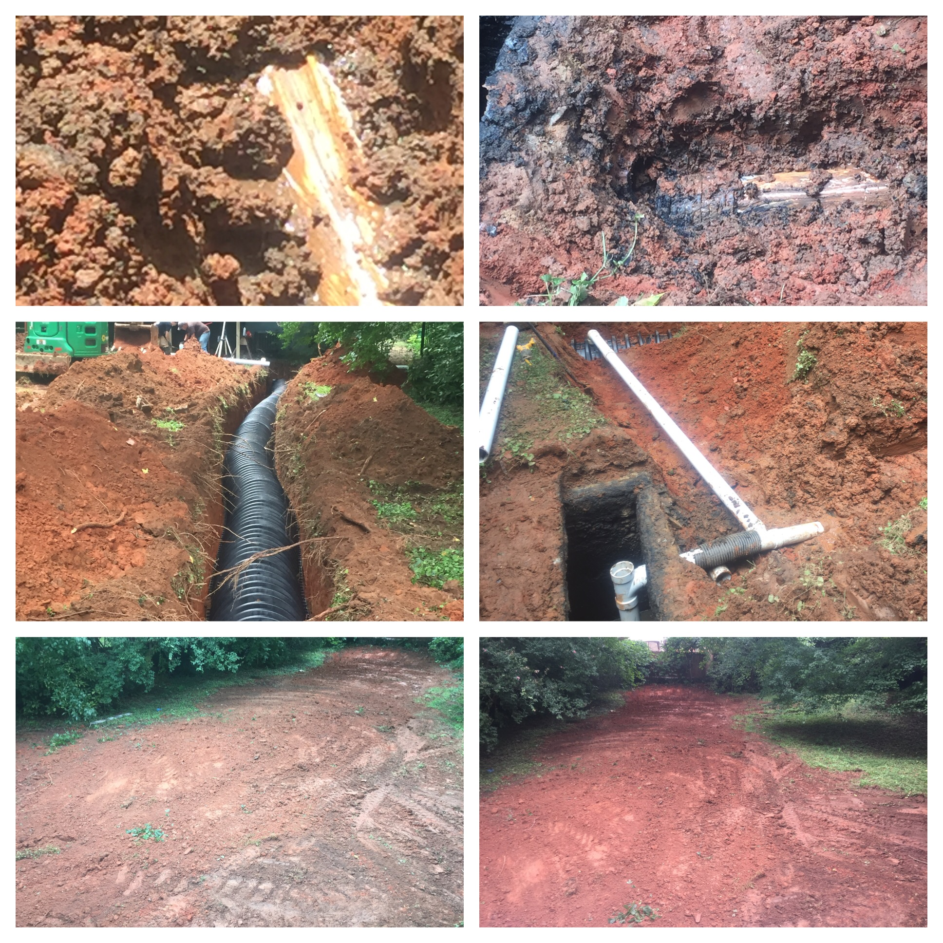 action septic tank install maintenance repair alpharetta