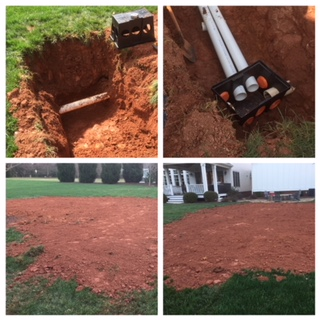 Drainfield Repair in Alpharetta, GA