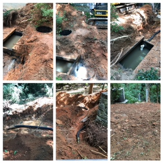 Dunwoody Drainfield Repair Work
