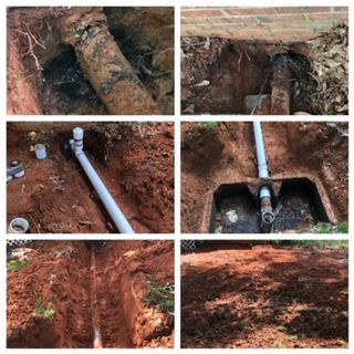 Mainline Installation, Milton, GA septic tank service