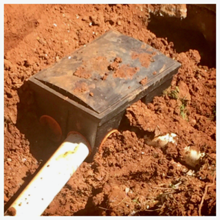 Installing a Distribution Box in Roswell