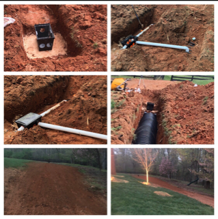 action septic tank service